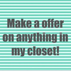 Make a offer!!!!